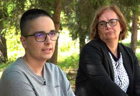 """""""Kada ne plačem ja, neću da plačete ni vi"""" Velike riječi i još veća borba mladog Dimitrija (VIDEO)"""