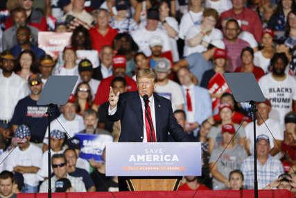 """Nova poruka Donalda Trampa """"Ameriku će uskoro smatrati zemljom trećeg svijeta"""""""