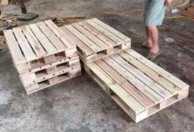 Drvene palete ponovo u trendu: Nekoliko jednostavnih načina kako da ih iskoristite (FOTO)