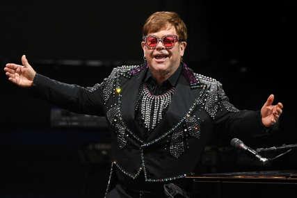 ODGODIO EVROPSKU TURNEJU Svi nastupi Eltona Džona pomjereni za 2023. godinu zbog zdravsvenih problema