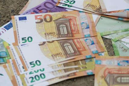 Više od 400.000 zaposlenih u BiH prima platu oko 500 evra, a evo kolike su mjesečne zarade u Njemačkoj