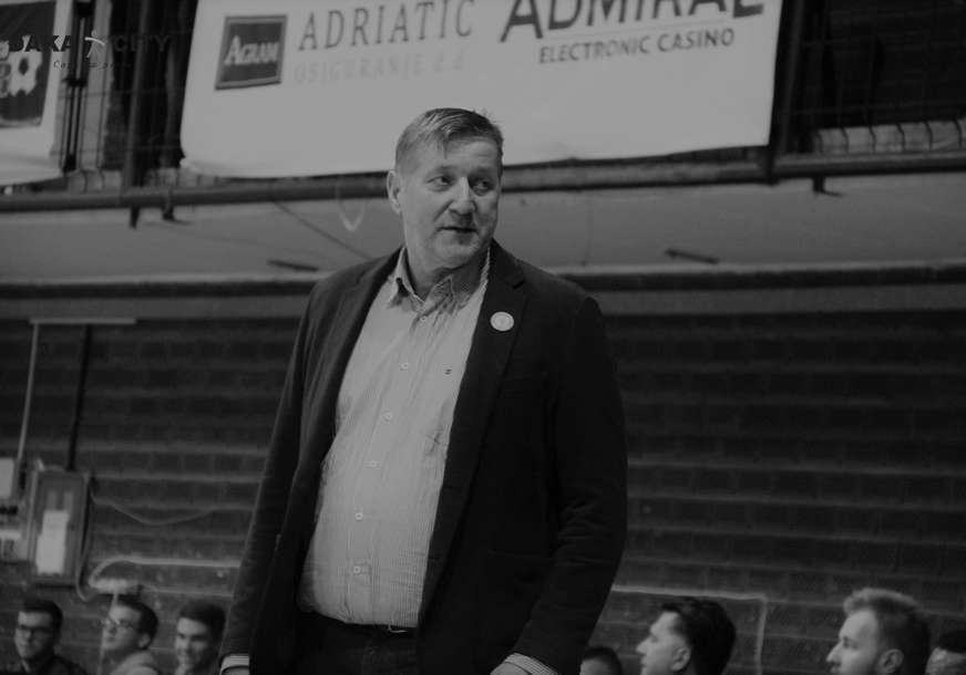 TUŽNA VIJEST Preminuo košarkaški trener Hamdo Frljak