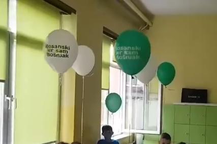"""""""To je bilo na drugom času"""" Oglasili se direktor i učiteljica nakon što su djeci pustili takozvanu himnu sandžačkih Bošnjaka"""