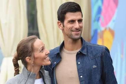 I JELENA U VINOGRADU Najbolji teniser svijeta našao se u ulozi berača grožđa