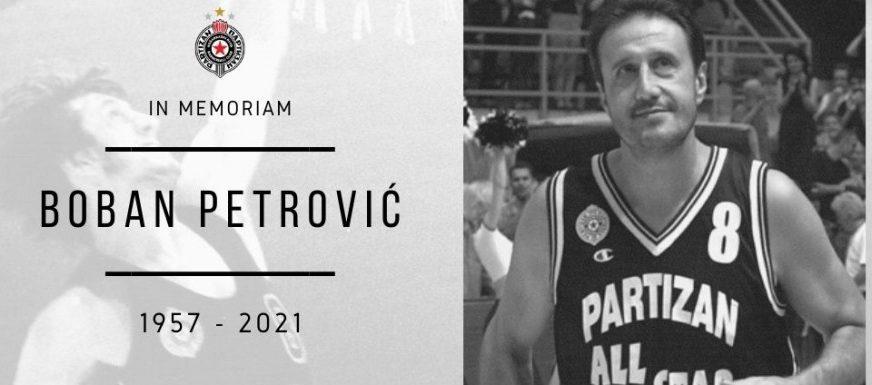 TUŽNA VIJEST Preminuo jedan od najboljih strijelaca u istoriji KK Partizan
