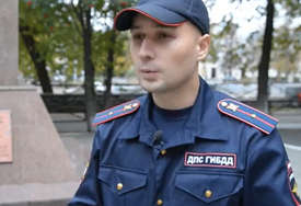 NAGRADA ZA HRABROST Putin odlikovao policajca koji je zaustavio napadača u Permu (VIDEO)