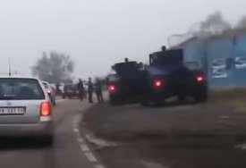 Saobraćaj treći dan u prekidu: Nastavljena blokada zbog odluke Prištine