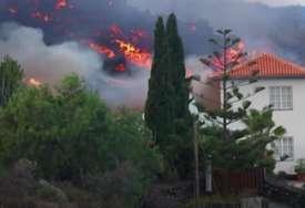 Lava uništava sve pred sobom: Prizori su nevjerovatni, otvorio se i novi krater (FOTO, VIDEO)