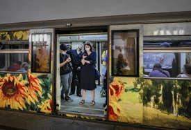 """Prvi grad u svijetu: U Moskovskom metrou počelo """"plaćanje licem"""""""