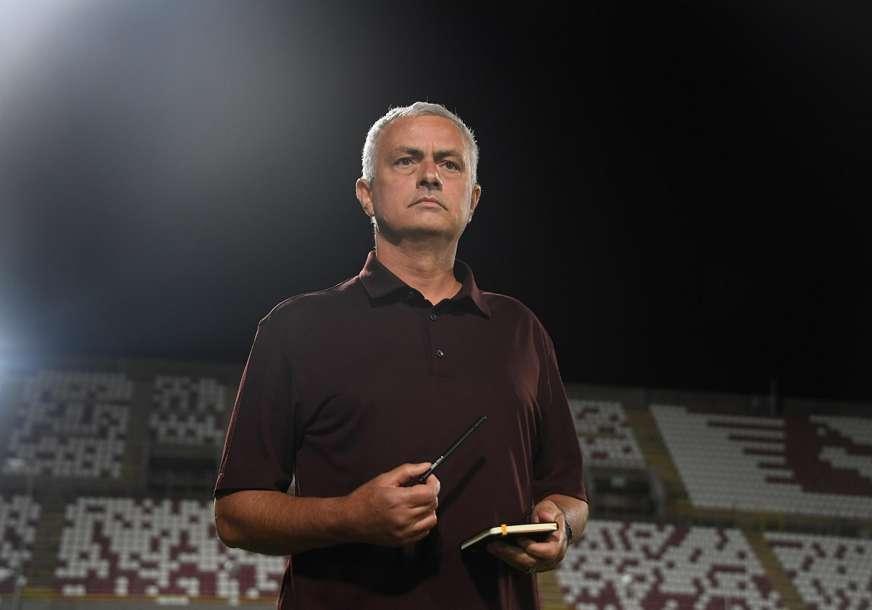 MAKSIMALAN UČINAK Roma pobijedila u svih šest utakmica pod vođstvom Murinja
