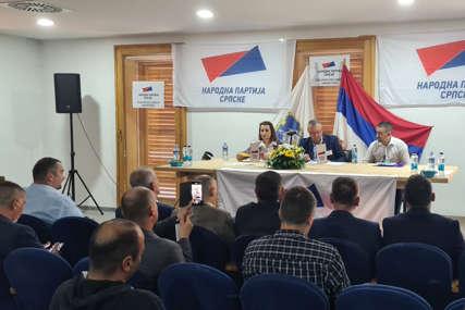 JOŠ JEDAN U NIZU Narodna partija Srpske formirala opštinski odbor i u Višegradu (FOTO)