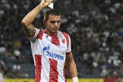 Stanković ga otpisao, a onda je prodat: Krstović u Slovačkoj, evo koliko je zaradila Zvezda!