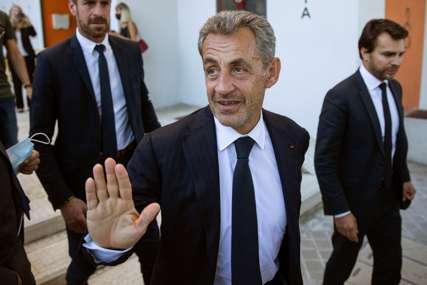 SARKOZI PROGLAŠEN KRIVIM Sud odlučio da je bivši francuski predsednik ilegalno finansirao kampanju