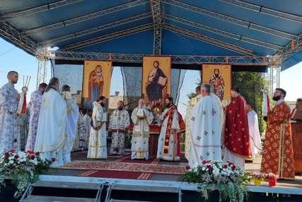 U Novom Gradu obilježena Krsna slava Eparhije bihaćko-petrovačke