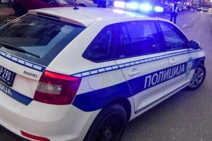 KARAMBOL NA PUTU U sudaru učestvovalo sedam automobila, povrijeđeno dvoje djece