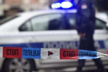 NESREĆA NA PUTU Automobilom oborio motociklistu, policija na licu mjesta