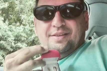 Radomir Marinković Taki se ženi: Majin otac staje na ludi kamen, pokazao i burme (FOTO)