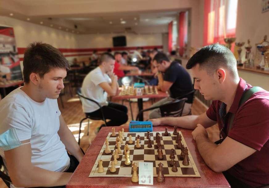 Radomir Vidić, šahovski turnir, Dani studenata 2021, Banja Luka