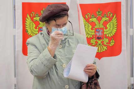 Zatvaranjem birališta u moskovskoj zoni ZAVRŠENI IZBORI u Rusiji
