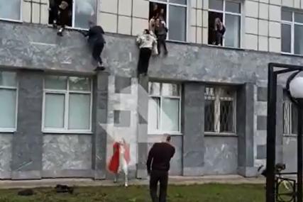 UBIJENO PET MLADIĆA I DJEVOJKA Identifikovane žrtve pucnjave u Permu, 28 ljudi ranjeno