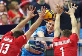 ATOMSKA ODBOJKA Slovenci srušili svjetskog šampiona