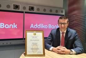 Srđan Kondić, predsjednik Uprave Addiko banke Banjaluka, najuspješniji mladi menadžer u bankarstvu BiH
