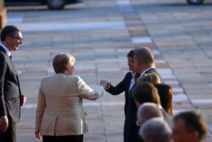 Na sastanku bilo riječi i o BiH: Merkelova poručila da je u interesu EU da sve zemlje budu primljene u njeno članstvo