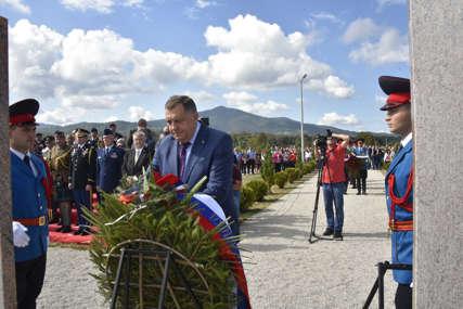 """Dodik povodom obilježavanja akcije """"Halijard"""": Junački poduhvat srpskog naroda, koji je uvijek bio na strani slobode i pravde (FOTO)"""