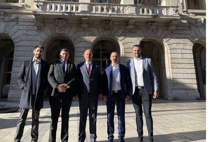 """Posjeta Budimpešti: Delegcija ERS razgovarala o izgradnji solarne elektrane """"Trebinje jedan"""""""