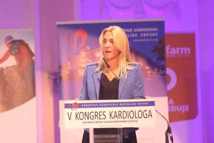 POČEO KONGRES KARDIOLOGA Cvijanović: Prilika za razmjenu iskustava i mišljenja (FOTO)
