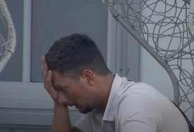 Zadrugaru pozlilo, plakao na sav glas: Stefan je počeo da se guši nakon svađe sa Mijom
