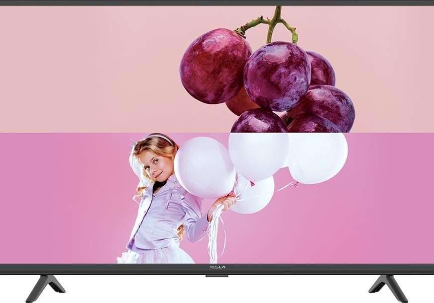 Tesla televizor i m:SAT - idealna kombinacija