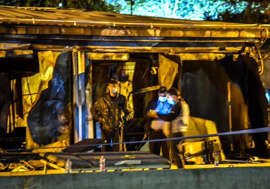 Protesti u Tetovu: Traže se ostavke zvaničnika zbog požara