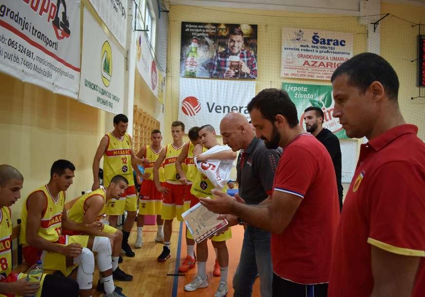 Mustapić uigrava novi tim Mladosti