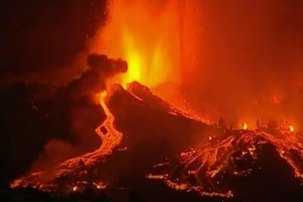 Nove erupcije na La Palmi: Aktivnost vulkana veoma eksplozivna