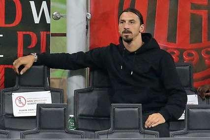 Ibrahimović: Nisam lošiji od Mesija i Ronalda, ali nemam osvojenu Ligu šampiona