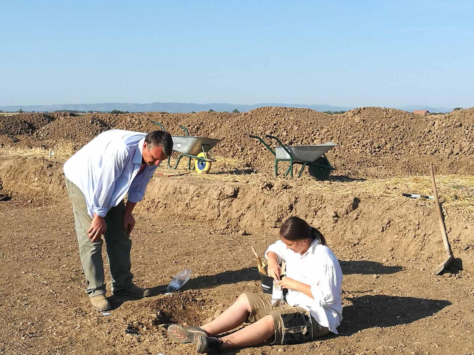 Nastavljena iskopavanja u Semberiji: Arheolozi otkrili groblje iz BAKARNOG DOBA