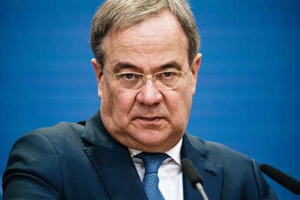 Curenje informacija iz CDU bi moglo da osujeti izglede Lašeta da postane kancelar Njemačke