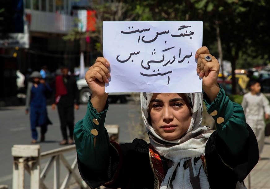 Privremeni gradonačelnik Kabula poručio: Radnice da ostanu kod kuće dok se ne normalizuje situacija