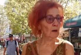 """""""Ako je lud muškarac, bitnija mu je strast od ljubavi"""" Odgovor bake na temu emotivnih odnosa postao hit na mrežama (VIDEO)"""