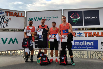 Osvojili završni turnir Mađarske: Uspjeh basket kombinacije iz Prnjavora i Dervente