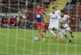 Bez golova u prvom poluvremenu: Borac žali za šansama Moraitisa