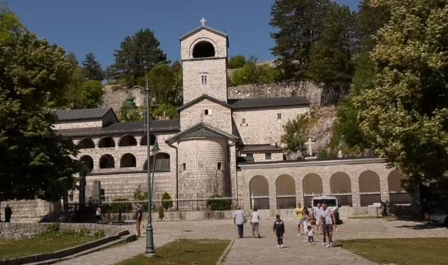 Cetinjska uprava odbila zahtjev Mitropolije: Vlasništvo nad manastirom ostaje nepromjenjeno