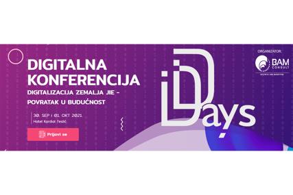 """U susret predstojećoj digitalnoj konferenciji """"DDays"""": Saznajte koje će nove tehnologije promijeniti svijet poslovanja"""