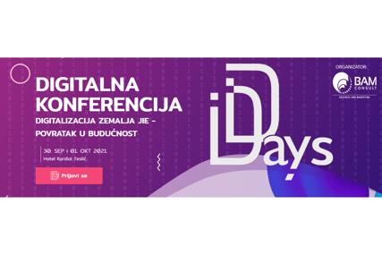 """Vrhunski svjetski stručnjaci na digitalnoj konferenciji """"D Days"""""""