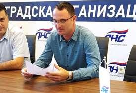 Predsjednik GO DNS Prijedor Goran Predojević: U stranci ostali oni koji žele promjene na bolje