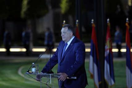 Dodik povodom Dana srpskog jedinstva u Beogradu: Naša zemlja nije BiH, naša zemlja je Srbija