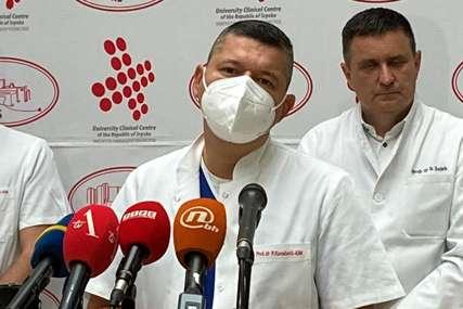 """Načelnik Klinike intenzivne medicine """"Respirator je kamen temeljac liječenja kritično oboljelih pacijenata"""""""