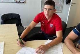 Sjajna budućnost: Drakulić potpisao ugovor sa Ingolštadom