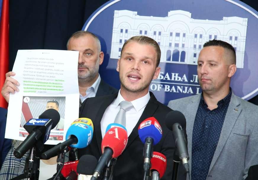 """Stanivuković poručio skupštinskoj većini """"Ukoliko ne bude sjednice, POZVAĆU NAROD NA ULICU"""""""